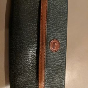 Dooney and Bourke Green Wallet